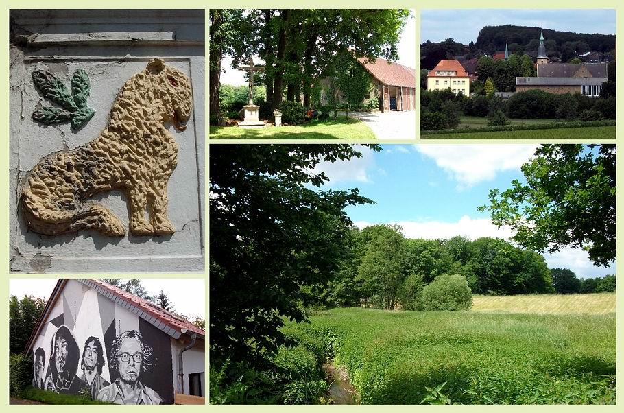 Kloster Oesede - Südrunde