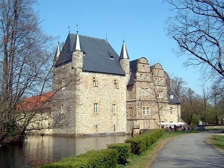 Wasserschloss Schelenburg in Bissendorf/Schledehausen