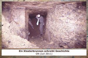 Gertrudenberger Höhlen - Ein Klosterbrunnen schreibt Geschichte
