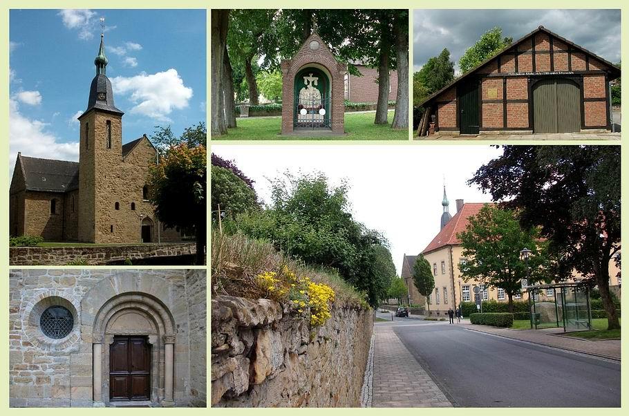 Georgsmarienhütte - Kloster Oesede - Ehemaliges Kloster