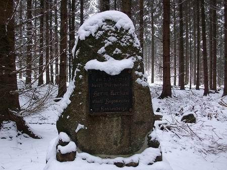 Försterstein (Hilter)