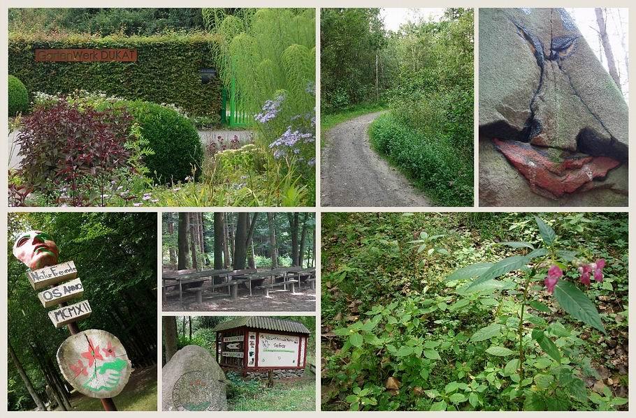 Süntelstein - Naturfreundehaus Vehrte