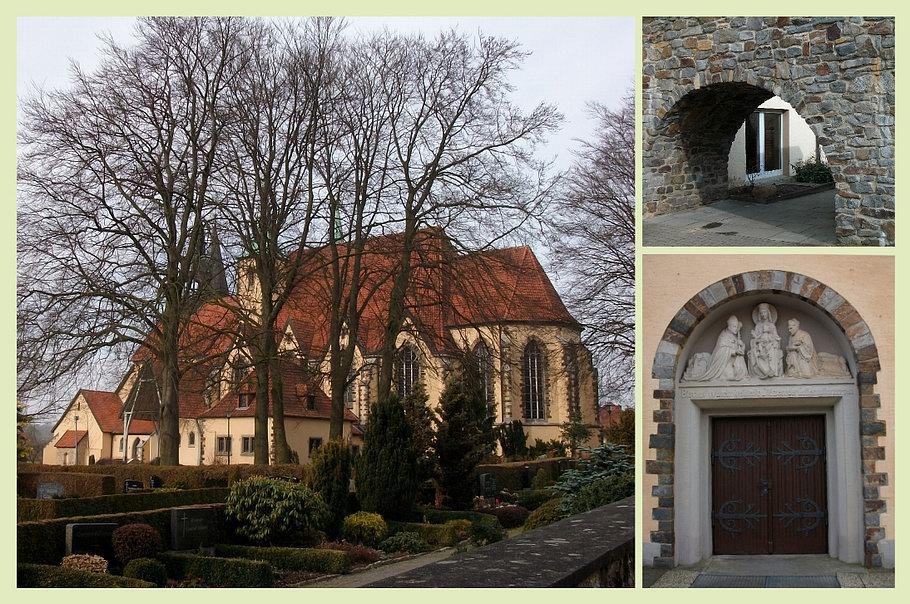 Rulle - Kirche