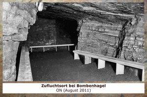 Gertrudenberger Höhlen - Zufluchtsort bei Bombenhagel