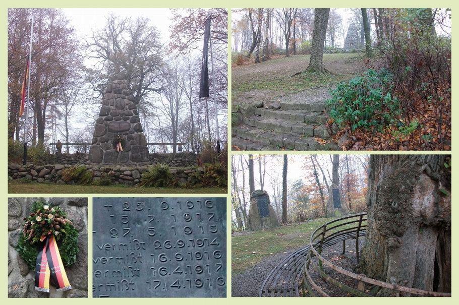 Bissendorf - Ehrenhain auf der Lindenhoehe