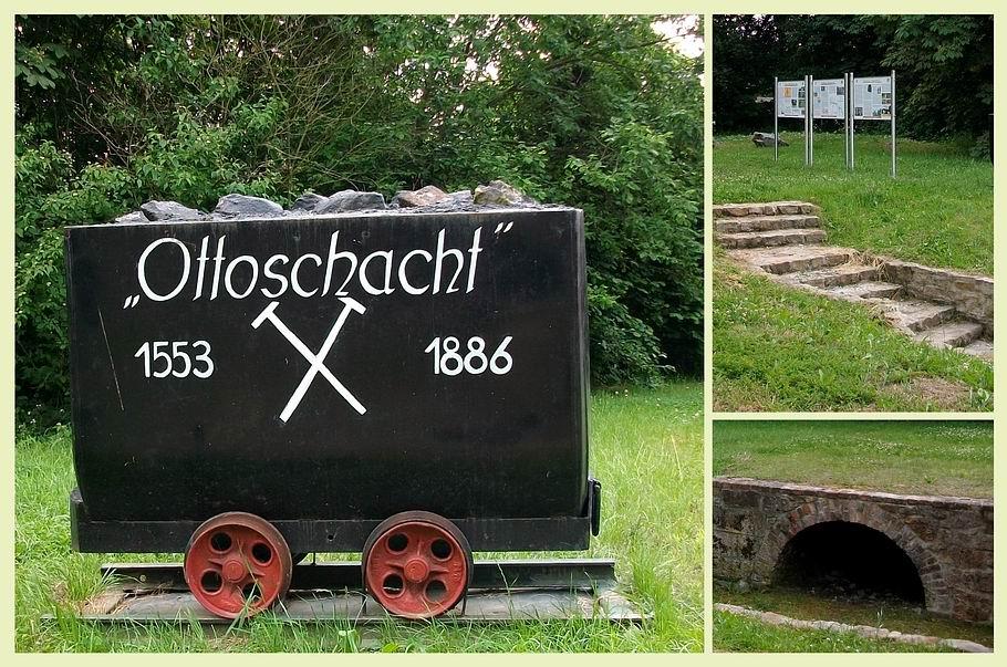 Georgsmarienhütte/Kloster Oesede - Ottoschacht