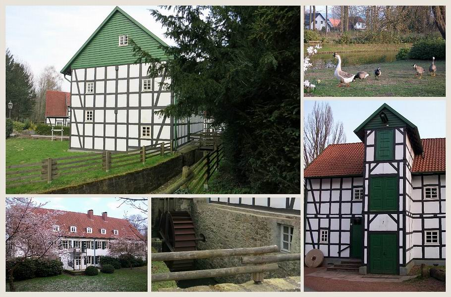 Bad Holzhausen - Wassermühle