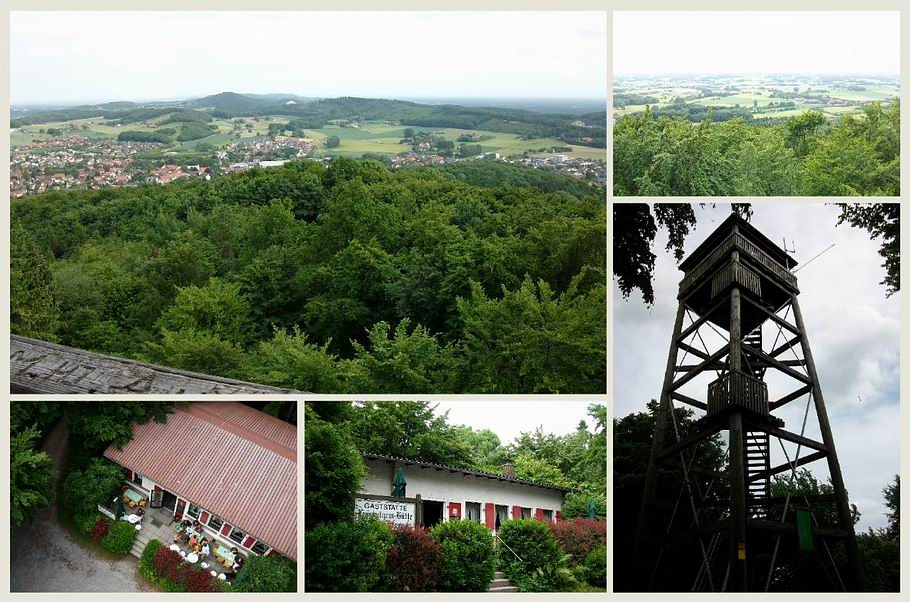 Borgholzhausen - Luisenturm