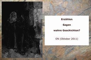Gertrudenberger Höhlen - Erzählen Sagen wahre Geschichten?