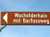 Merzen: Wacholderhain mit Barfußweg