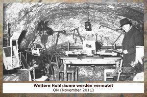 Gertrudenberger Höhlen - Weitere Hohlräume werden vermutet