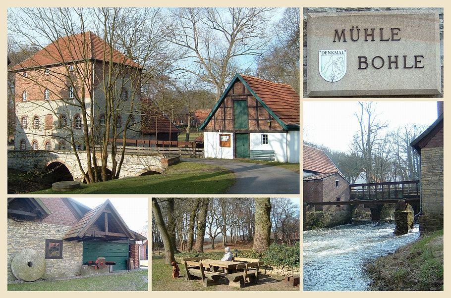 Lotte/Wersen - Mühle Bohle
