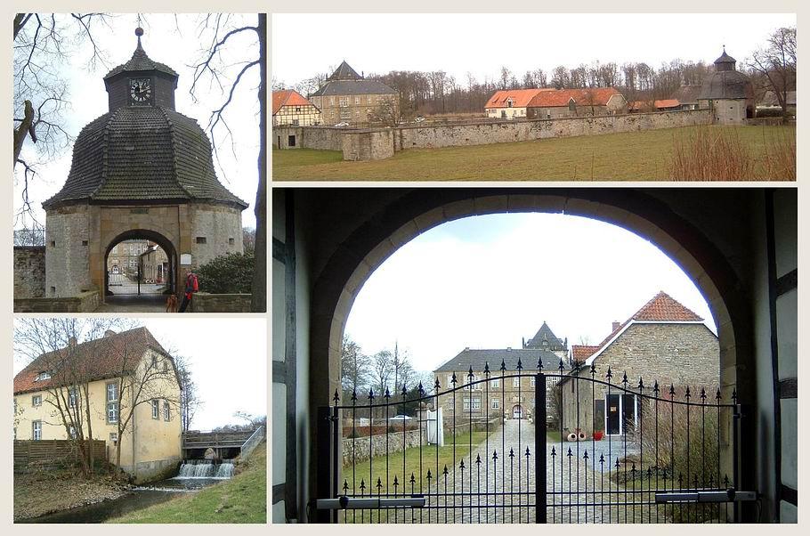 Melle - Schloss Gesmold
