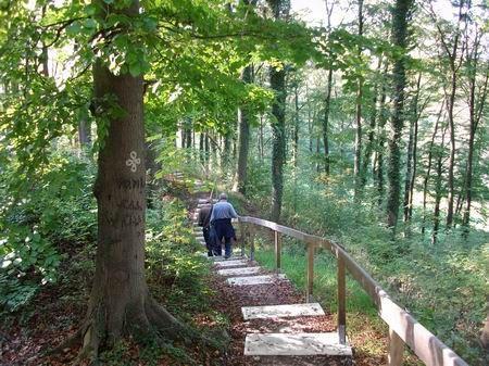Bissendorf/Holte Heimatkundlicher Weg Rundweg Holter Burg