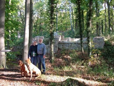 Bissendorf/Holte Heimatkundlicher Weg Holter Burg