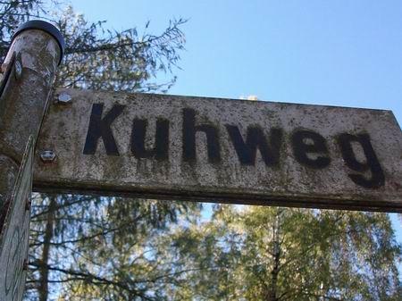 Bissendorf / Holte Heimatkundlicher Wanderweg Kuhweg