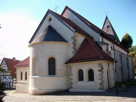 Bissendorf / Holte Heimatkundlicher Wanderweg Holter Kirche