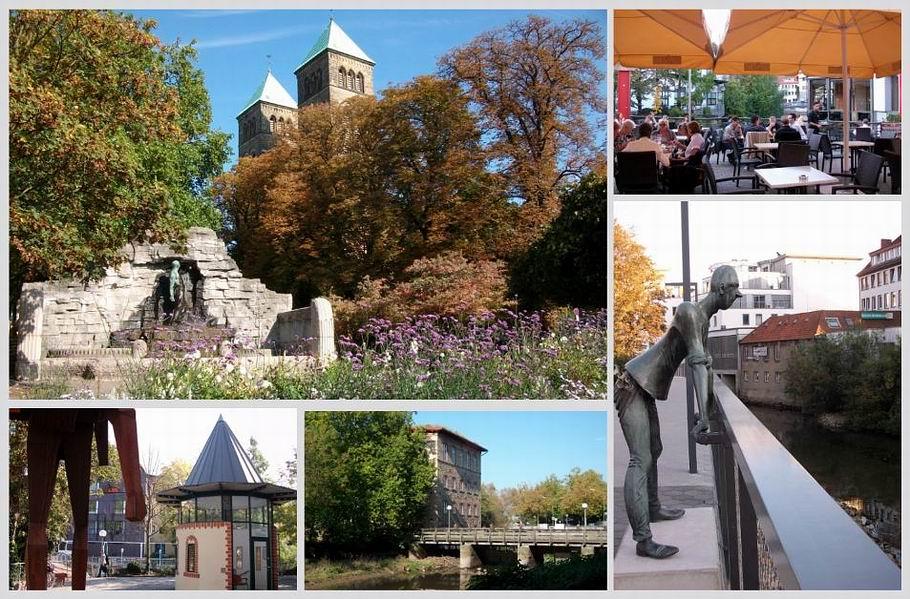 Haarmannsbrunnen - Pernickelmühle (Osnabrück)