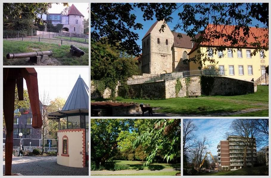 Vitischanze - Gertrudenberg (Osnabrück)