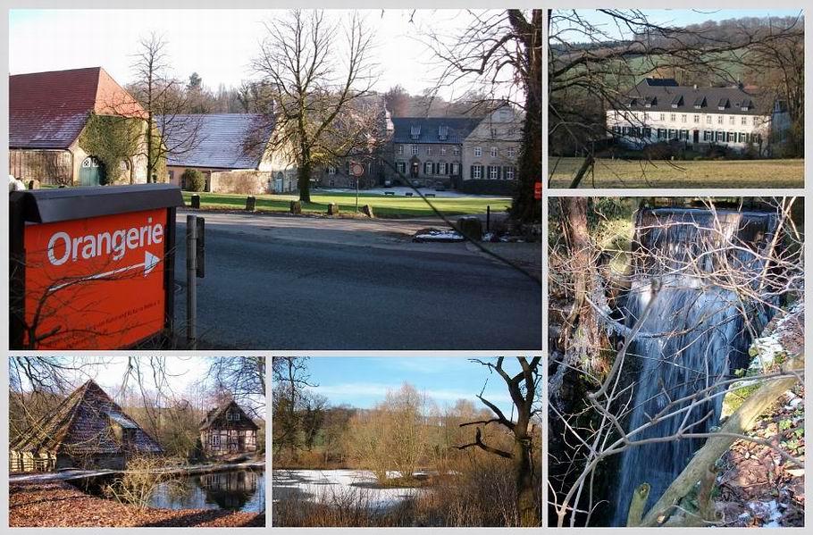 Melle: Gut Ostenwalde - Wassermühle