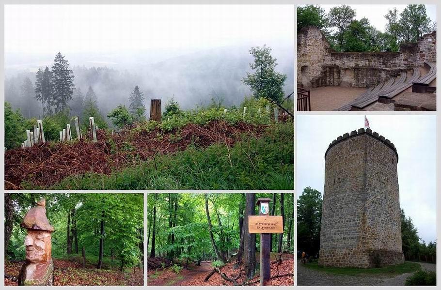 Borgholzhausen - Burg Ravensberg