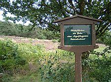 Bramsche/Üffeln - Naturschutzgebiet Heide am Gehn