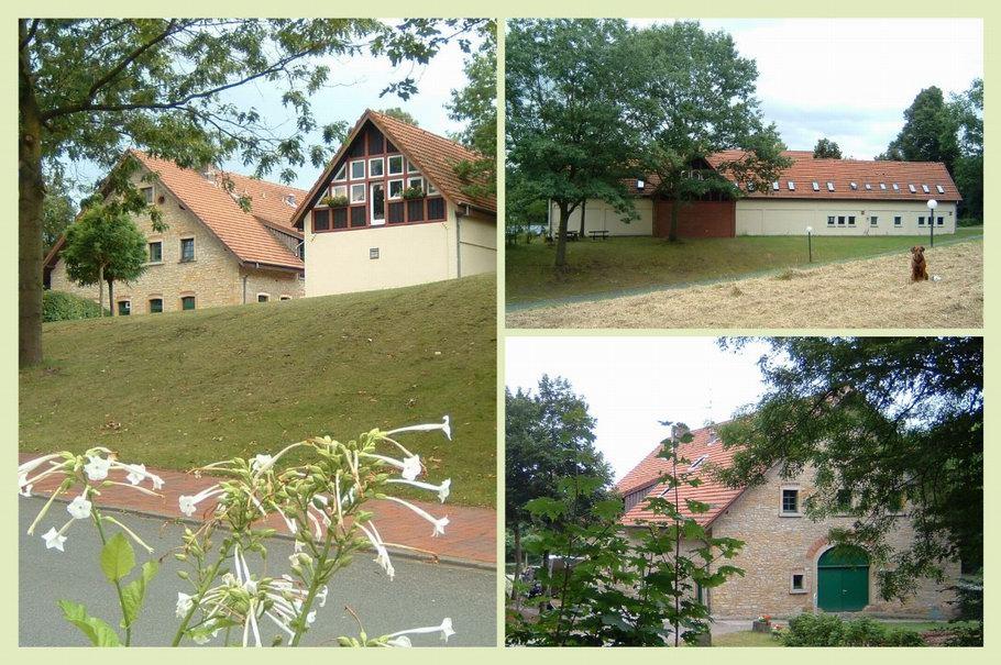 Osnabrück AMEOS Klinikum - Kolonat Gutshofcafé