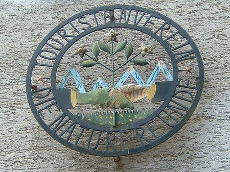 naturfreundehaus vehrte emblem