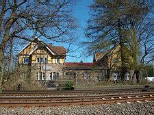 Osnabrück - Alter Eversburger Bahnhof