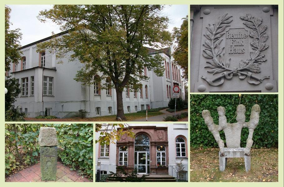 Osnabrück Sinnesgarten Renthe Fink Haus (AMEOS)