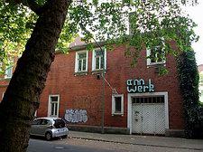 Osnabrück/Gartlage - Altes OKD-Werksgebäude