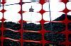 Schinkelturm hinter Gittern
