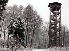 Aussichtsturm Ottoshöhe / Meller Berge
