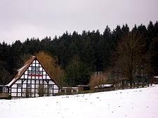 Georgsmarienhütte / Oesede Wanderung ums Hochholz