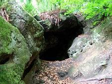 Tecklenburg-Brochterbeck - Fledermaushöhle