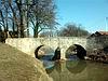 Hunteburg: Römerbrücke über die Hunte