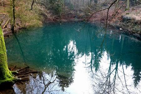 Dissen Blauer See