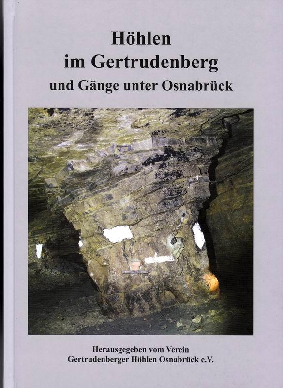 Buch: Höhlen im Gertrudenberg