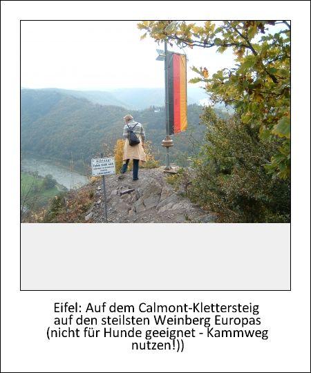 Eifel / Calmont-Klettersteig