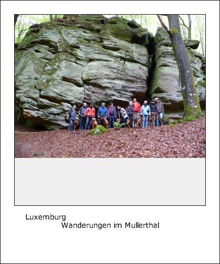 Luxemburg / Mullerthal