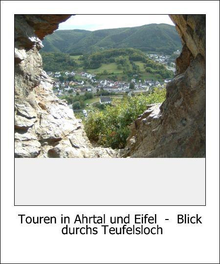 Ahrtal - Eifel