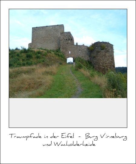 Eifel - Traumpfade - Virneburg