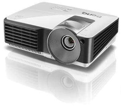 BenQ MW712 HD Beamer mieten - Red Medientechnik