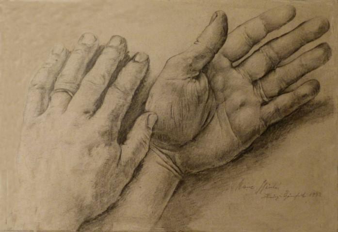 Gribok die Beine zwischen den Fingern die Behandlung