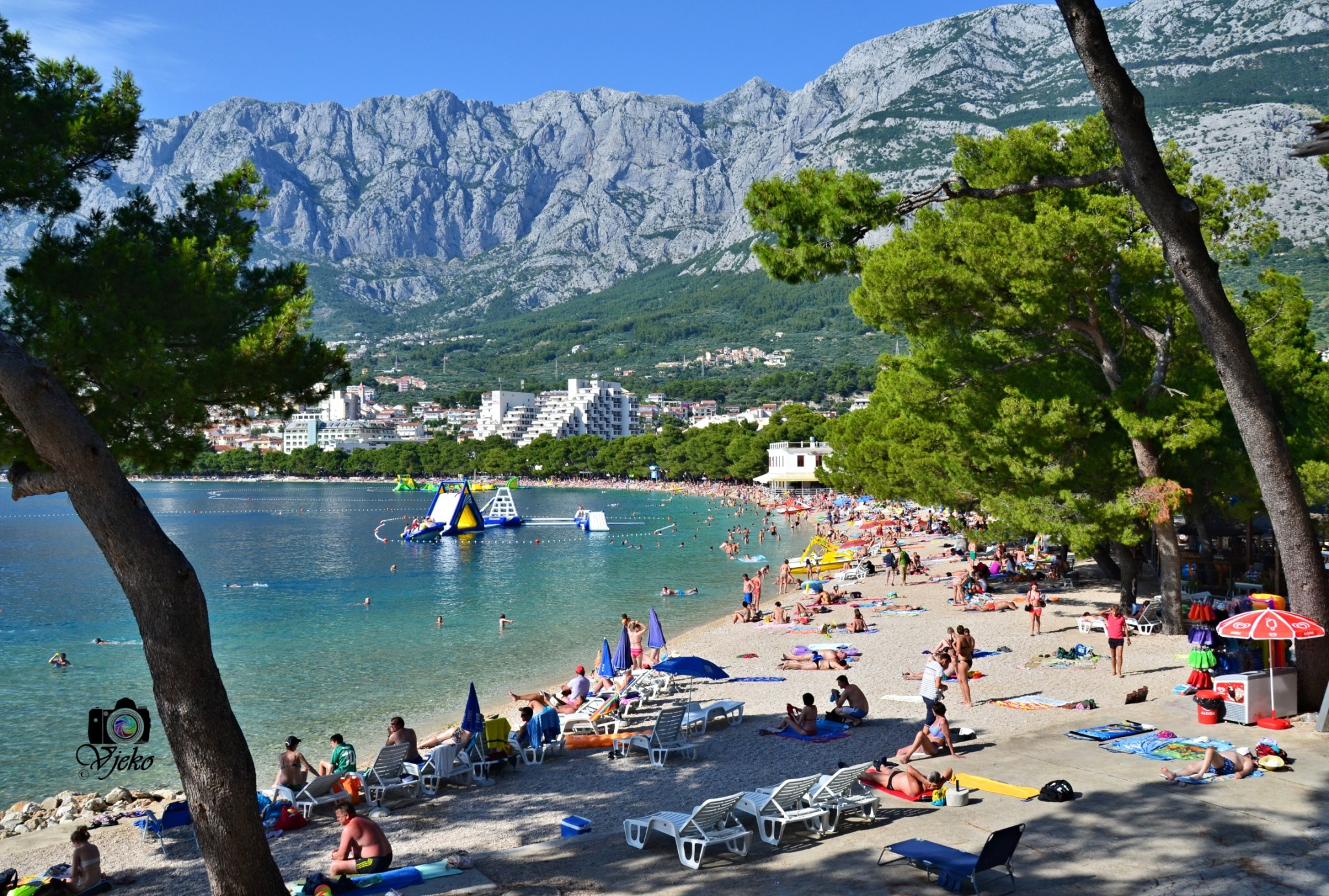 << Makarska >> the most popular resort, << Quality >> never goes out of style