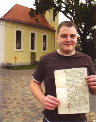 Rico Nauditt Kirche Gruna