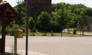 Dorfplatz Gruna