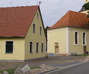 Bürgerhaus Kirche Gruna