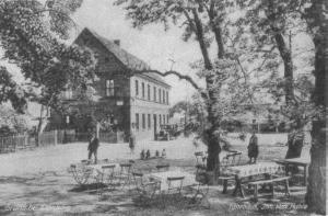 Ansichtskarte Fährhaus Gruna
