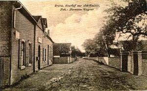 Ansichtskarte Gasthof Gruna